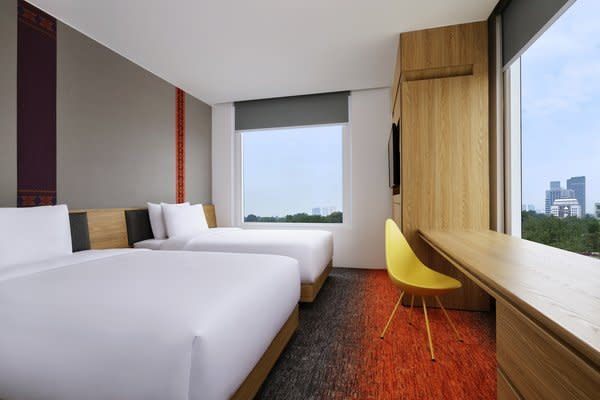 Stay & Play while exploring the vibrant South Jakarta at Aloft Jakarta TB Simatupang