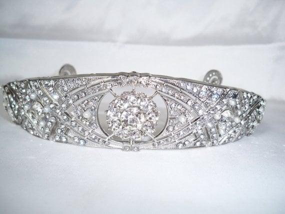 "<p>This <a href=""https://www.popsugar.com/buy/Meghan-Markle-Tiara-382180?p_name=Meghan%20Markle%20Tiara&retailer=etsy.com&pid=382180&price=31&evar1=pop%3Aus&evar9=45465915&evar98=https%3A%2F%2Fwww.popsugar.com%2Fphoto-gallery%2F45465915%2Fimage%2F45466039%2FTiara&prop13=api&pdata=1"" rel=""nofollow"" data-shoppable-link=""1"" target=""_blank"" class=""ga-track"" data-ga-category=""Related"" data-ga-label=""https://www.etsy.com/listing/619551136/meghan-markles-tiararhinestone-tiara"" data-ga-action=""In-Line Links"">Meghan Markle Tiara</a> ($31) will make anyone feel like a princess.</p>"