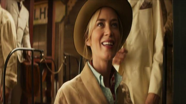 Jungle Cruise, l'avventura Disney in Amazzonia con Emily Blunt