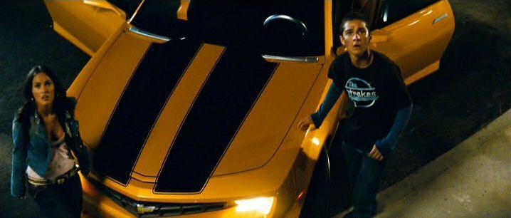 "<p>In the first film of the <em>Transformers</em> series, we're introduced to Bumblebee as an old 1977 second-generation Chevy Camaro. He eventually converts into a fifth-generation, but remember this is 2007 and it's two whole years before the car would go into production. A replica would need to be made, slick enough to fool viewers and do the toy line justice. The car needed to be able to survive the rigors of filming a Michael Bay movie, so body panels made from the same molds as the 2006 Camaro Concept were used. </p><p>Two Bumblebees were made by Saleen, who built the Cobras in <em>xXx: State of the Union,</em> out of two 5.7L, LS1-powered Pontiac GTOs. Talk about creating buzz for the forthcoming Camaros.</p><p><a class=""link rapid-noclick-resp"" href=""https://www.amazon.com/gp/video/detail/0TZUGTU418BQ74NNO3UECYDAEN/?tag=syn-yahoo-20&ascsubtag=%5Bartid%7C10054.g.27421711%5Bsrc%7Cyahoo-us"" rel=""nofollow noopener"" target=""_blank"" data-ylk=""slk:AMAZON"">AMAZON</a></p>"