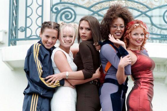 The girl band lit a cultural wildfire with their central message of Girl Power (PA Archive/PA Images)