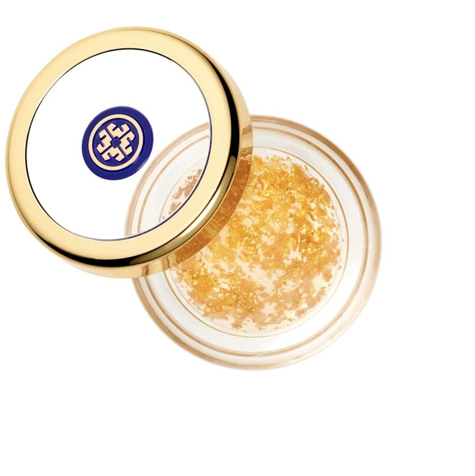 """<p>""""I'm a lover of any Tatcha product, so I naturally fell for the brand's <span>Gold Camellia Nourishing Lip Balm</span> ($30). I know it's so expensive and bougie but it makes me feel so glamorous. I also think it leaves your lips with a slight golden glow so, you know, that's amazing."""" - Kelsey Garcia, editor, Trending and Viral Features</p>"""