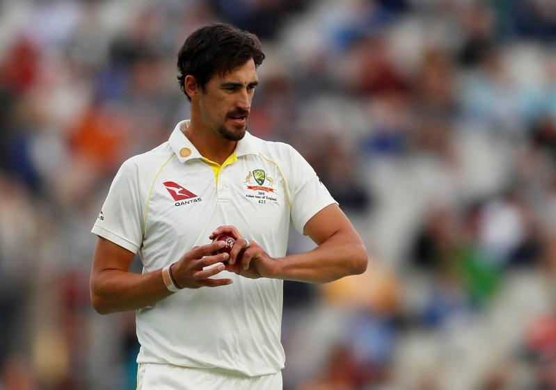 Starc named in Australia squad for New Zealand test series