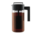 Help your dear coffer lovers plan ahead for the Monday morning (and Tuesday morning, Wednesday morning, etc.) frenzies by whipping up a one-quart or two-quart batch of energizing coffee with Takeya's Cold Brew Coffee Maker. It's as simple as pouring their grounds of choice into the fine-mesh filter and popping the pitcher into the fridge overnight, and voilà — they've got tasty coffee right at home. Starbucks, who?