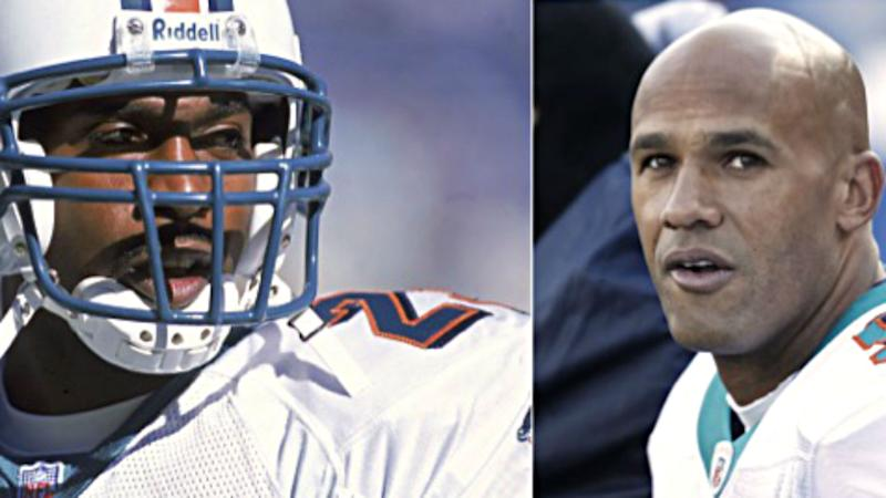 Dolphins greats Jason Taylor, Sam Madison join high school coaching staff