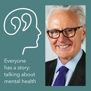 Former UK government health minister, Sir Norman Lamb