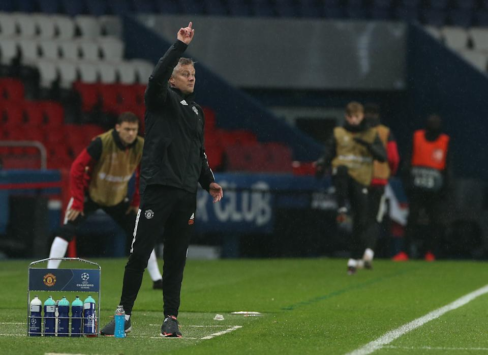 Solskjaer has shown the ability to react to opponents in order to get a resultGetty
