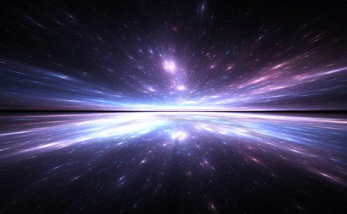 """<span class=""""caption"""">Is this how space travel will look some day? 'Sulu, punch it!' </span> <span class=""""attribution""""><span class=""""source"""">Shutterstock</span></span>"""