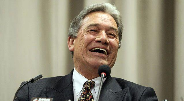 Winston Peters joined the Leave campaign.