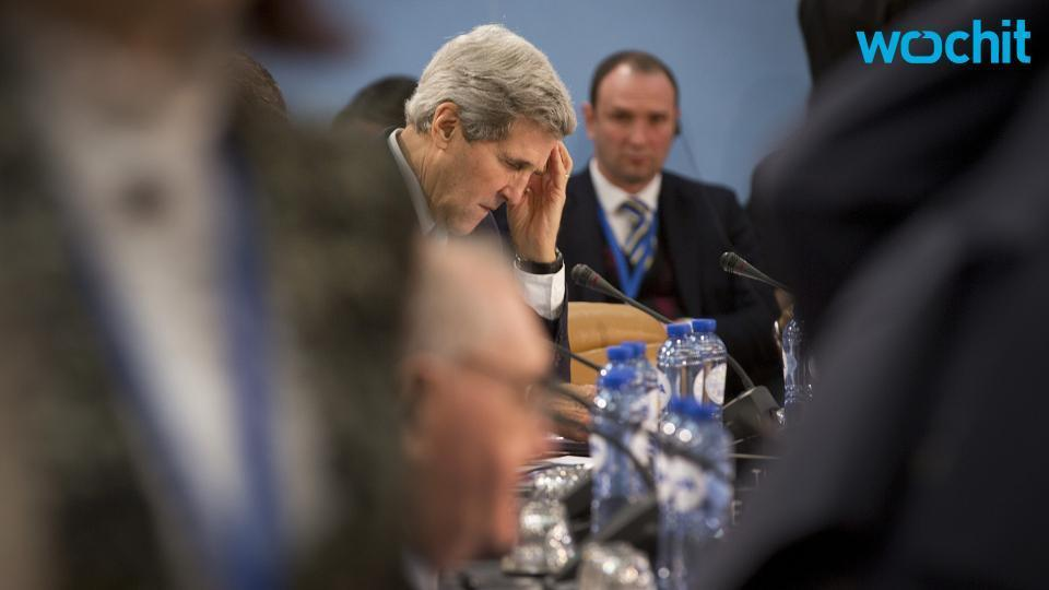 Kerry: Sanctions haven't altered Moscow stance on Ukraine but hit its economy