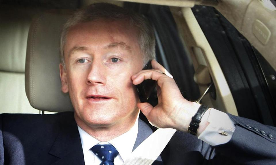 Fred Goodwin, former head of the Royal Bank of Scotland, was stripped of his knighthood.