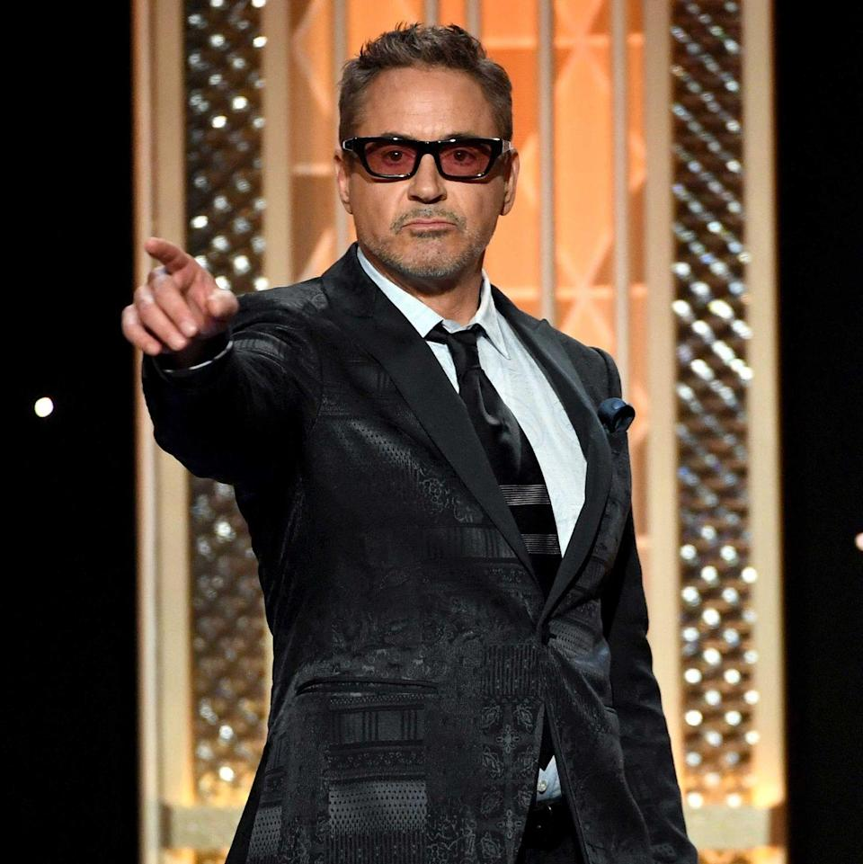 """<p>Yep, Iron Man can save the world <em>and</em> sing! Check out his 2004 album, <em>The Futurist</em>, and for the superfans, near the end of <em>Captain America: Civil War</em>, Jeremy Renner, as Hawkeye, calls Tony Stark """"the futurist."""" You can also find Robert and Sting singing """"Every Breath You Take"""" on YouTube. So there's that!</p>"""
