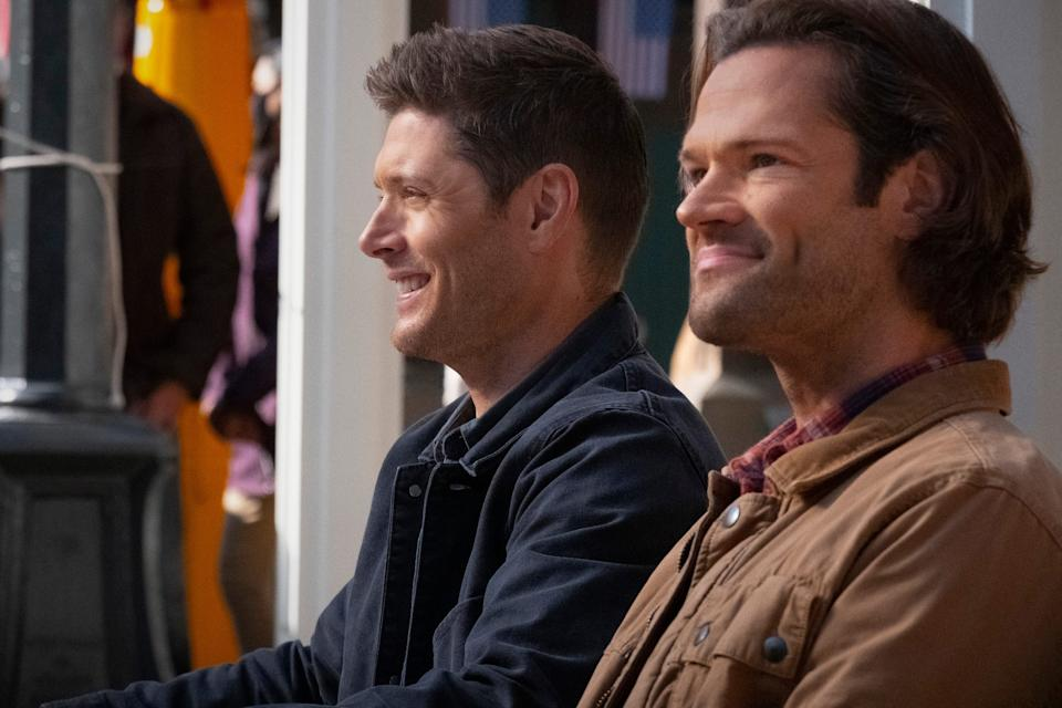 """""""Supernatural"""" brothers, played by Jensen Ackles and Jared Padalecki, didn't just hunt demons. They performed an otherworldly feat: Lasting 15 seasons in a brutal network-TV environment."""