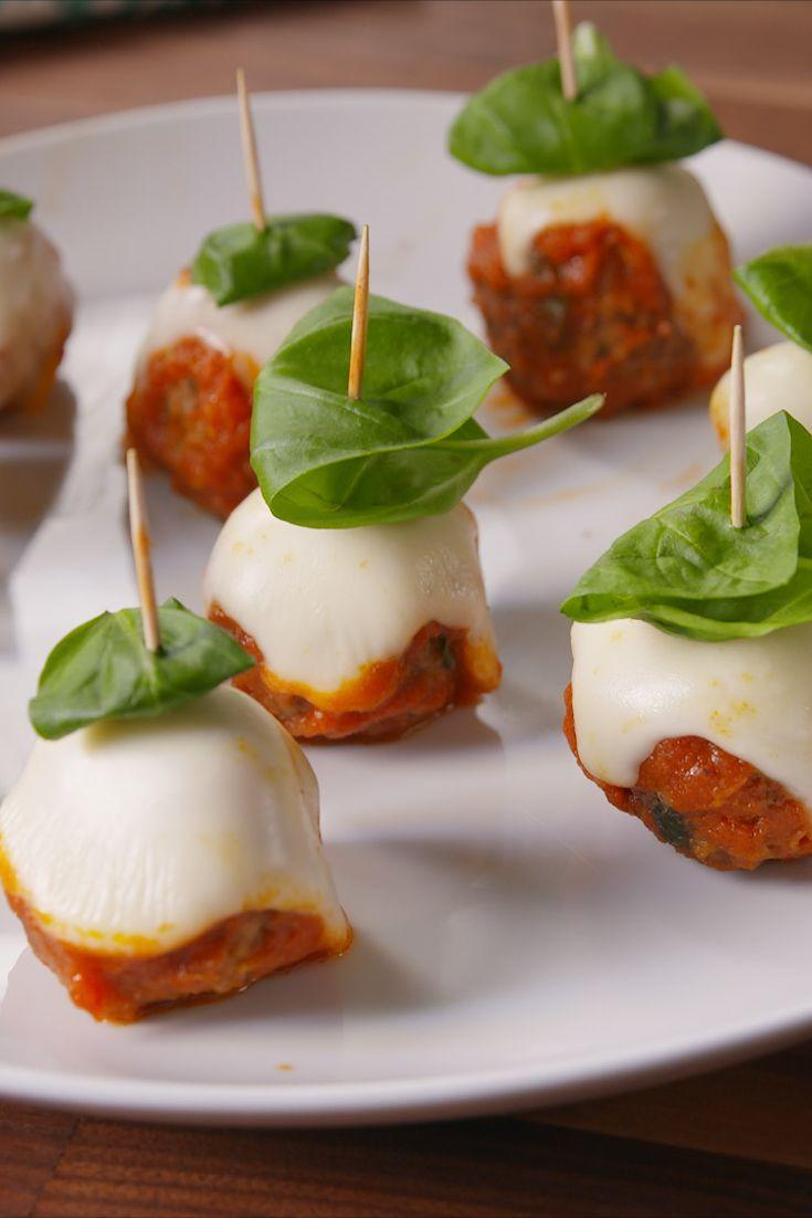"<p>All the flavor of meatball parm in one perfect bite.</p><p>Get the recipe from <a href=""https://www.delish.com/cooking/recipe-ideas/recipes/a50410/meatball-parm-skewers-recipe/"" rel=""nofollow noopener"" target=""_blank"" data-ylk=""slk:Delish"" class=""link rapid-noclick-resp"">Delish</a>.</p>"