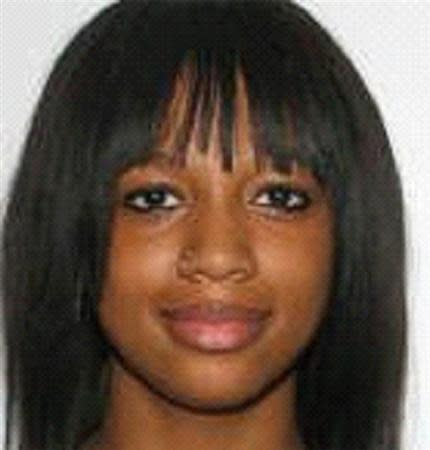 Alexis Murphy, 17, is shown in this undated handout provided by the Federal Bureau of Investigation September 24, 2013. REUTERS/FBI/Handout via Reuters