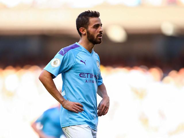 Bernardo Silva compared a teammate with the Conguitos mascot: Getty