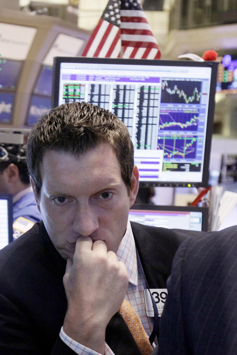 US stocks jump after strong profits; Spain soothes