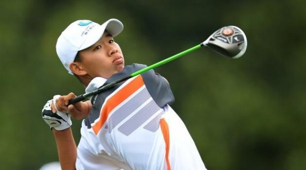12-year-old Ye Wo-cheng will set a record for youngest person to tee off at a European PGA event — Reuters