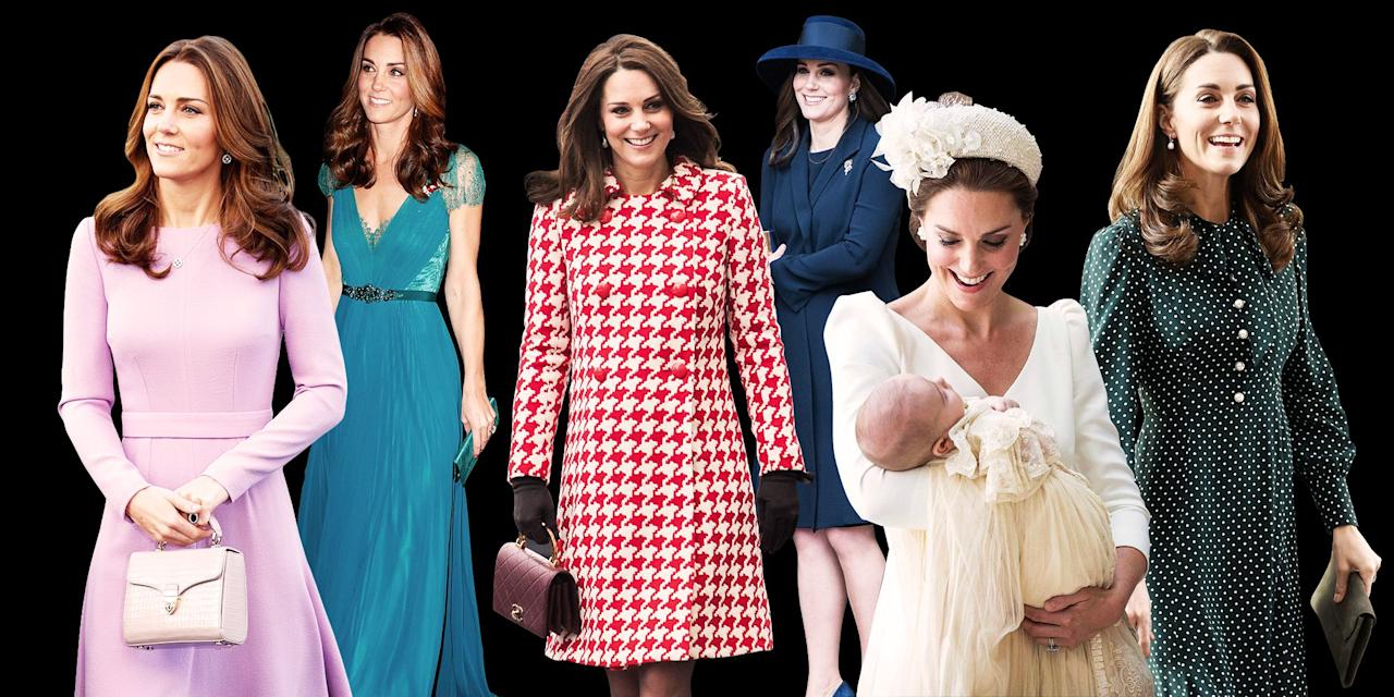 <p>From gowns to ladylike dresses and everything in-between, we're tracking the royal's best style moments through the years.</p>
