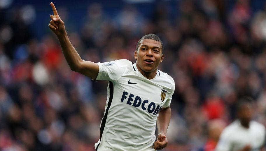 Karim Benzema has urged striking sensation Kylian Mbappe to think twice about making a big money move to a foreign league so early into his first-team playing career. The Monaco ace has been a revelation for the Ligue 1 side this term, plundering 19 goals in all competitions including two goals in the French club's Champions League last-16 tie against Manchester City. Mbappe has seen his name linked with the likes of Arsenal, Manchester United and Barcelona due to his scintillating displays...