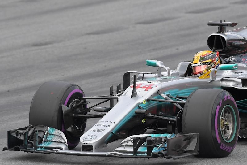 Lewis Hamilton set for five-place grid penalty at Austrian Grand Prix