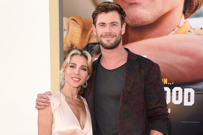 Chris Hemsworth's wife Elsa Pataky escapes flood through auto window