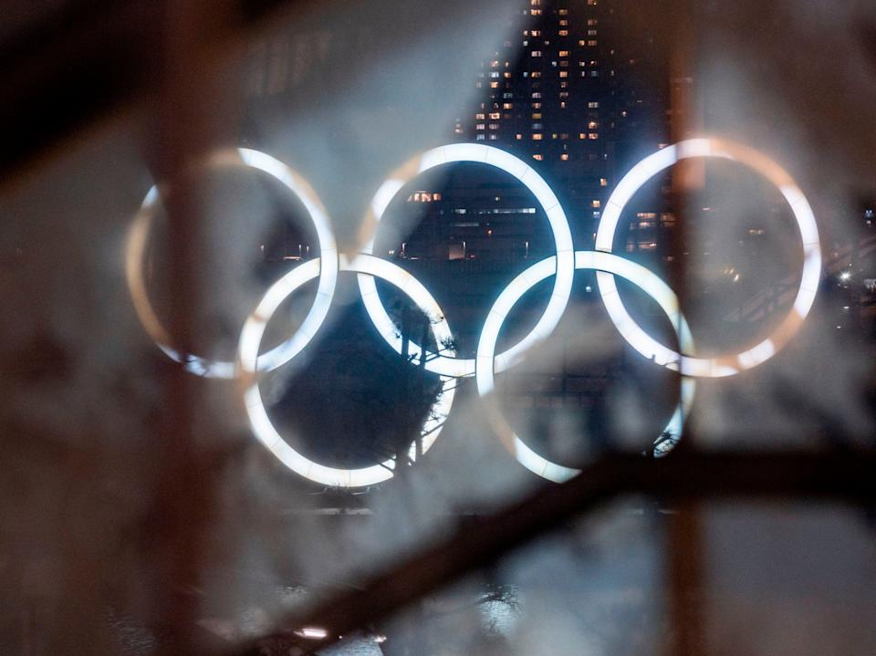 The Tokyo Olympics have already been delayed from their original 2020 start date (AFP via Getty Images)