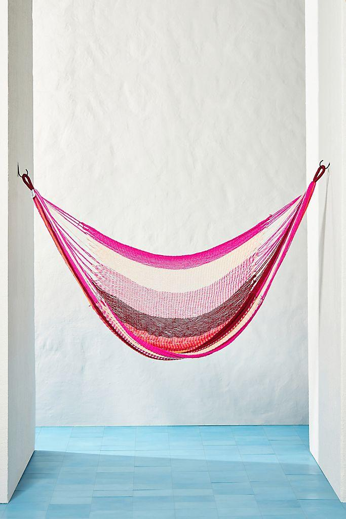 Pacific Hammock Chair. Image via Anthropologie.
