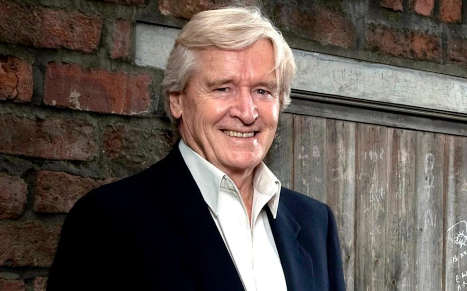 William Roache - ITV/Shutterstock