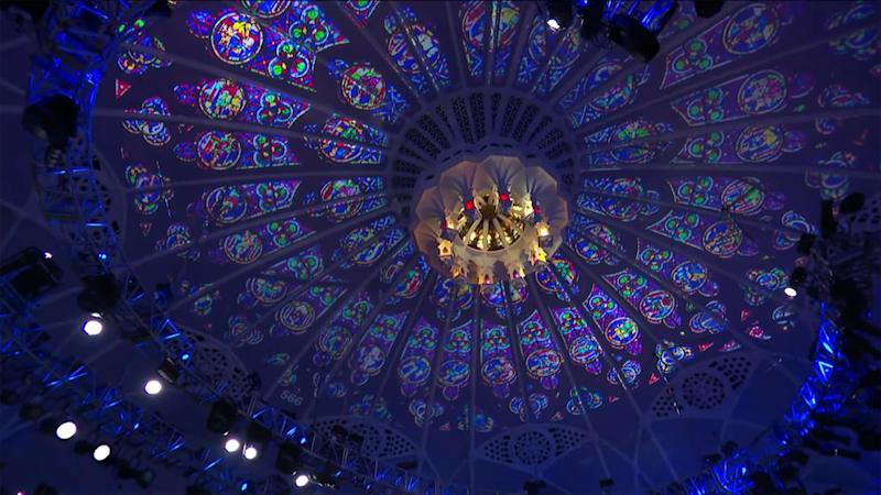 Stephen Colbert honors Notre-Dame after fire with rose window recreation