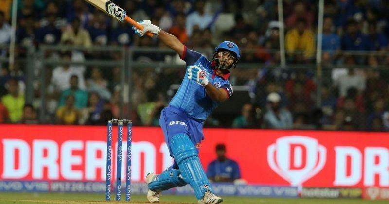 Rishabh Pant has the highest career strike rate in the IPL among Indian players