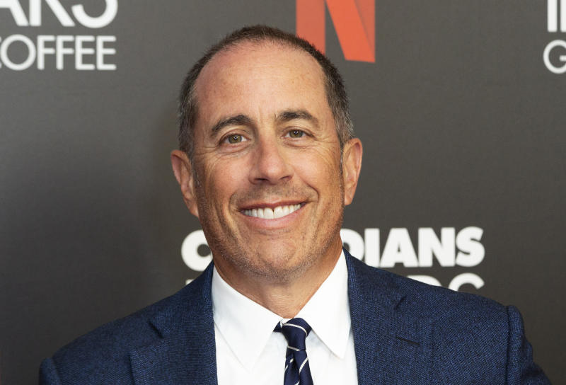 """""""Comedians In Cars Getting Coffee"""" Photo Call"""