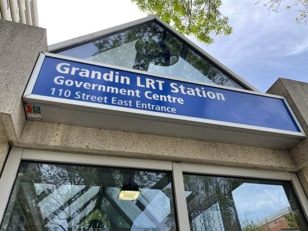 Mayor Don Iveson has added his voice to calls to see the downtown LRT station renamed. (Travis McEwan/CBC - image credit)