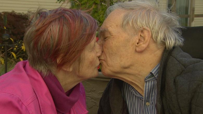 Toronto couple reunited for 14th wedding anniversary after spending nearly half their marriage apart