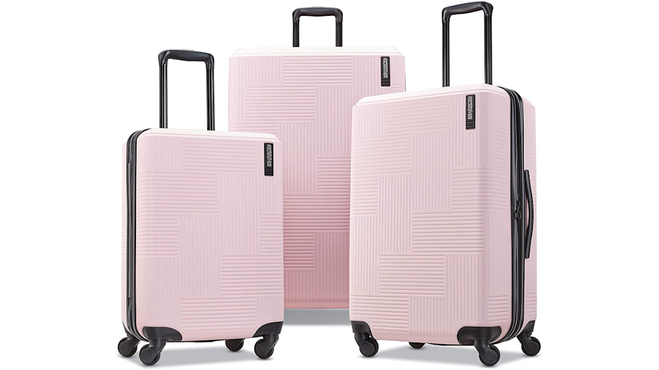 This top-rated luggage set is $50 off right now.