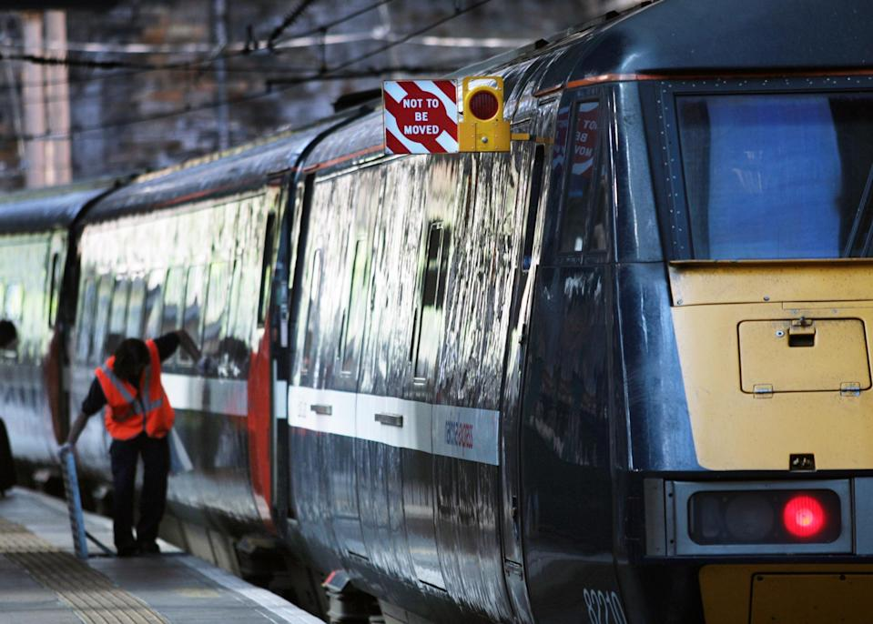 Railway signal workers are among those who will be allowed to avoid self-isolation measures (David Cheskin/PA) (PA Archive)