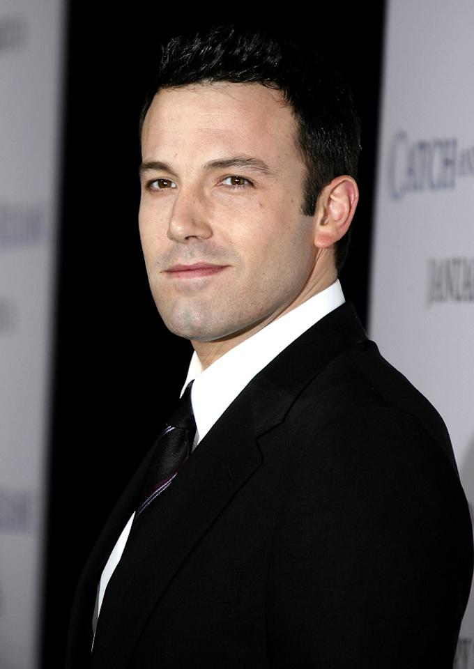 Ben Affleck at the Los Angeles premiere of Catch and Release - 01/22/2007