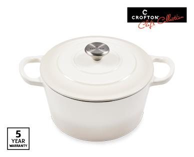 Image of Crofton Le Creuset dupe cast iron dutch oven