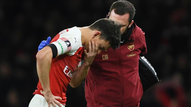 Arsenal's Koscielny refuses to join pre-season tour - club