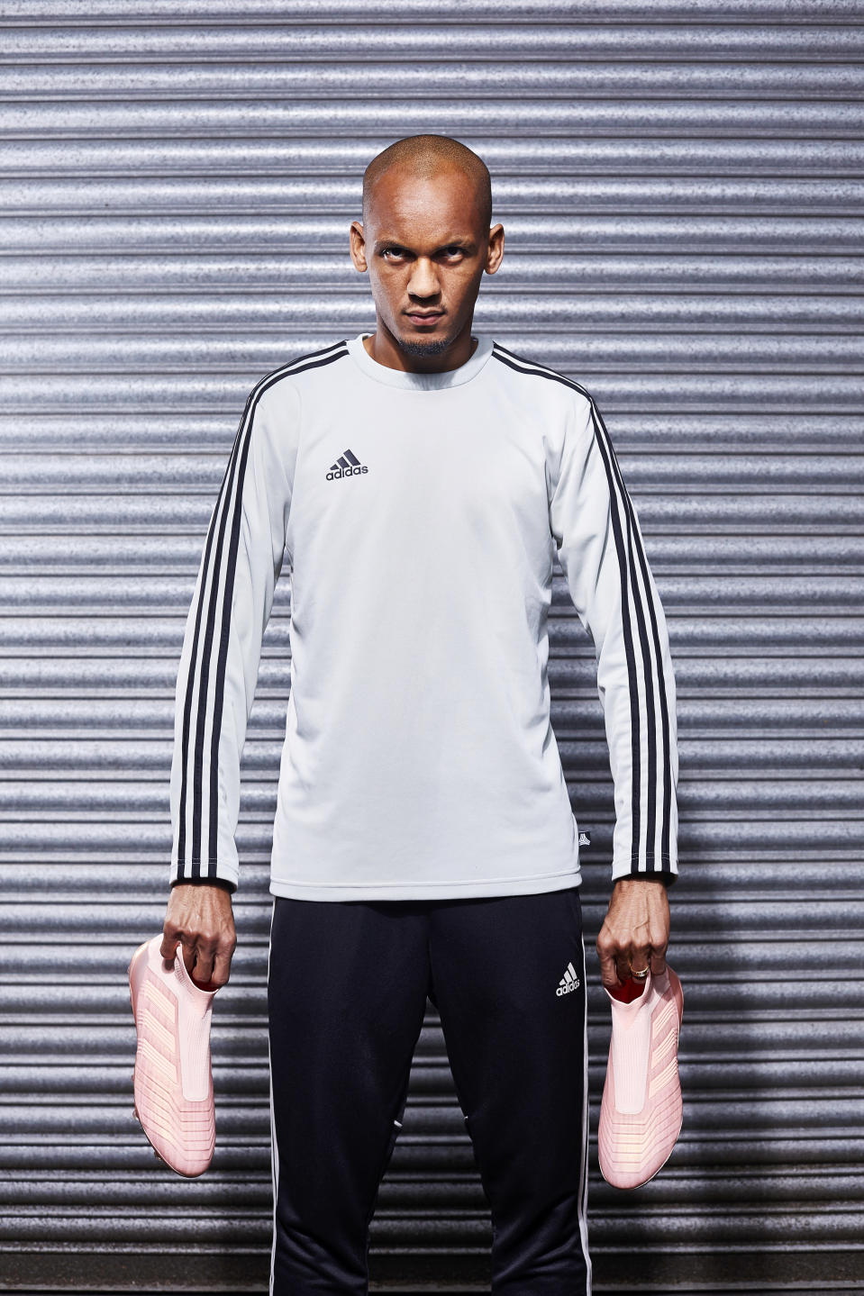 Fabinho currently wears the new Predator 18+ Spectral Mode boots, available from adidas.co.uk