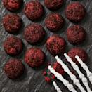 """<p>We rolled chewy red velvet cookie dough in dark black cocoa powder (we love <a href=""""https://shop.kingarthurbaking.com/items/black-cocoa-12-oz"""" rel=""""nofollow noopener"""" target=""""_blank"""" data-ylk=""""slk:King Arthur brand"""" class=""""link rapid-noclick-resp"""">King Arthur brand</a>) for an extra-spooky effect.</p><p><em><a href=""""https://www.goodhousekeeping.com/food-recipes/a28509374/black-and-red-crinkle-cookies-recipe/"""" rel=""""nofollow noopener"""" target=""""_blank"""" data-ylk=""""slk:Get the recipe for Black and Red Crinkle Cookies »"""" class=""""link rapid-noclick-resp"""">Get the recipe for Black and Red Crinkle Cookies »</a></em></p>"""