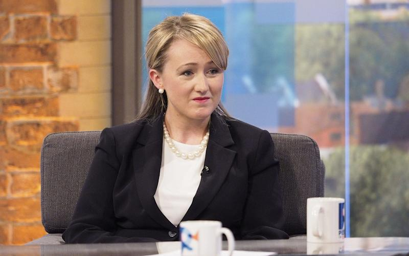 Rebecca Long-Bailey has been tipped as a successor to Jeremy Corbyn  - Copyright (c) 2017 Rex Features. No use without permission.