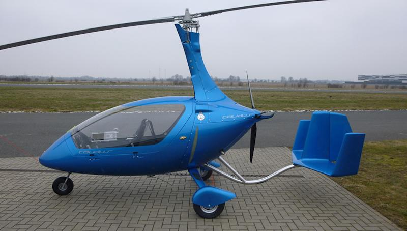 The Calidus Gyroplane Will Lift You and Your Spirits