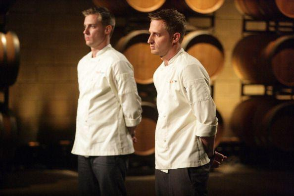 <p>When he couldn't afford culinary school, Michael Voltaggio turned to the prestigious Greenbrier Hotel Culinary Apprenticeship program for an education. Michael worked his way up through the kitchen and was Chef de Cuisine at several restaurants, including the Ritz Carlton in Naples, FL, when he joined <em>Top Chef </em>in season six. He beat out his fellow competitors, including—wait for it—his own brother. </p>