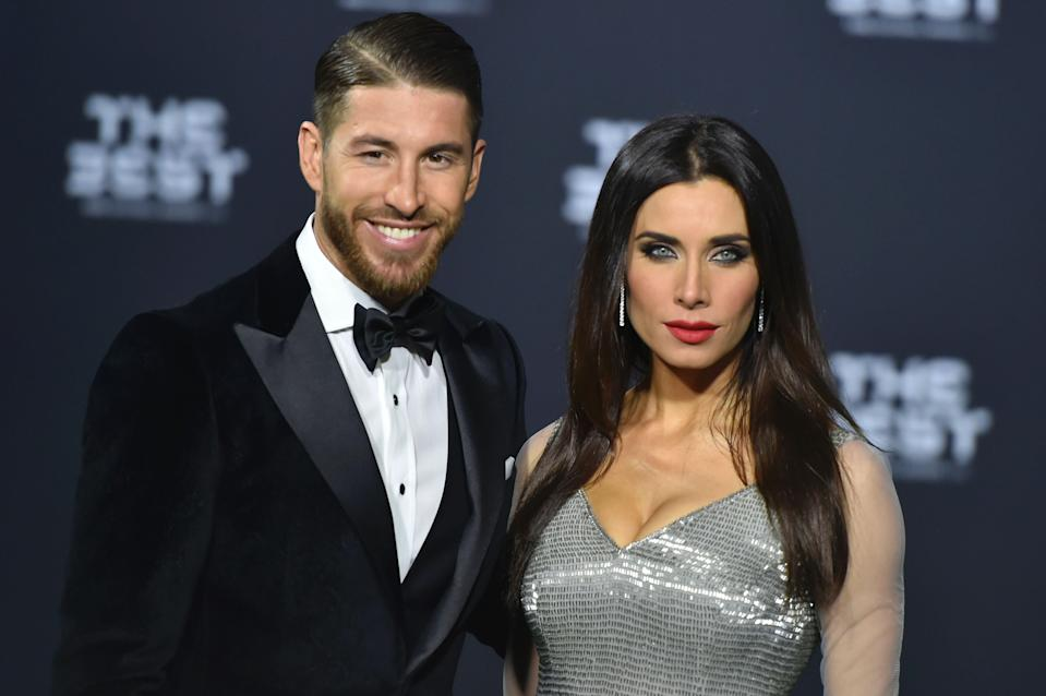 <p>Real Madrid defender Sergio Ramos has been dating television presenter Rubio Pillar for six years. Pillar is one of Spain's best television presenters, and has also appeared in numerous television shows. </p>