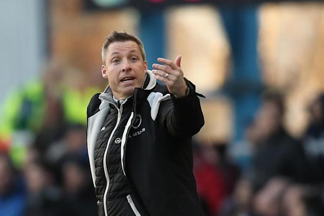 No pressure on Millwall as they break play-off places, says Neil Harris