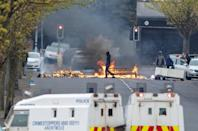 A recent wave of rioting in the British province of Northern Ireland has been blamed on the consequences of Brexit arrangements