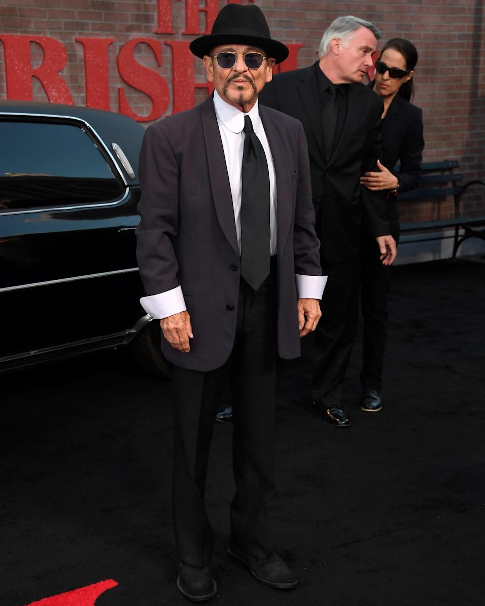 """<h1 class=""""title"""">October 25: Joe Pesci</h1> <div class=""""caption""""> You're an absolute legend for this one, Joe Pesci. </div> <cite class=""""credit"""">Getty Images</cite>"""