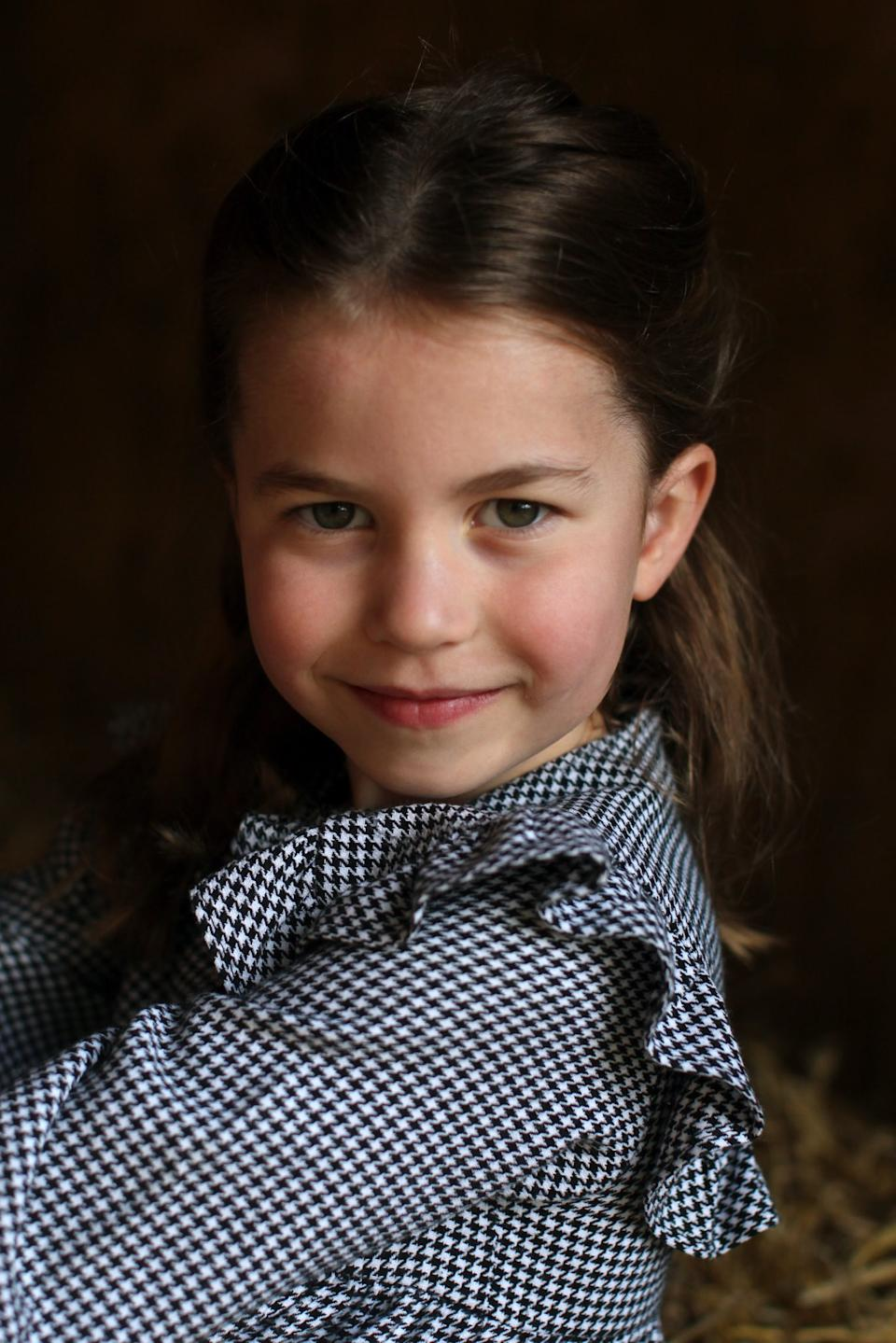 "<a href=""https://ca.search.yahoo.com/search?p=PrincessCharlotte&fr=fp-tts&fr2"" data-ylk=""slk:Princess Charlotte"" class=""link rapid-noclick-resp"">Princess Charlotte</a> was the only Cambridge tot to make the top 10 list of most popular royals of 2020. Despite being homeschooled for a majority of 2020 due to COVID-19, the Duke and Duchess of Cambridge included the five-year-old princess in giving back to those in need. In May, the Cambridges released photos of Charlotte delivering homemade care packages to senior members of their community in quarantine. (Image via Kensington Royal/Photo by Catherine, Duchess of Cambridge)."