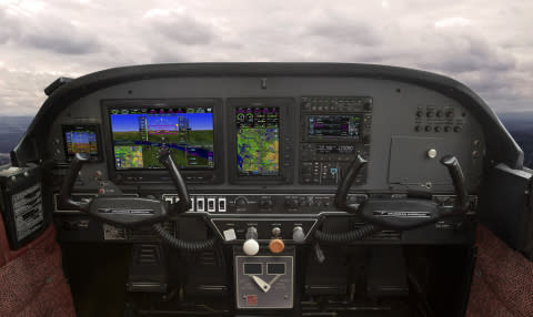 Garmin® certifies G3X Touch for single-engine piston aircraft